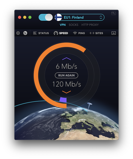 NetShade VPN for Mac and iOS